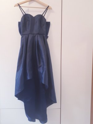 Chi Chi London Ball Dress dark blue