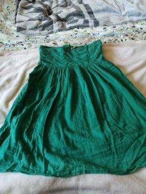 Artigli Off-The-Shoulder Dress mint