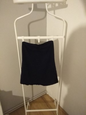 Fashion Club Off the shoulder top donkerblauw