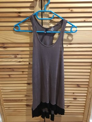 Muscle Shirt black-light brown