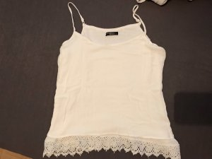 Colloseum Spaghetti Strap Top white