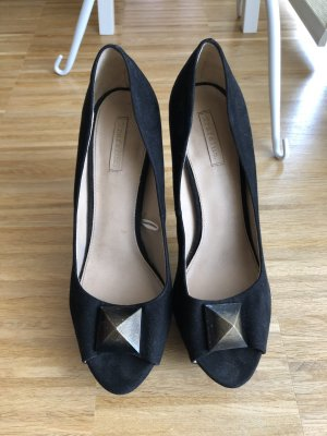Trafaluc Zara high heels 40 schwarz