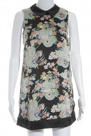 Traffic people Abendkleid florales Muster Casual-Look