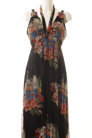 Traffic people Kleid florales Muster Beach-Look