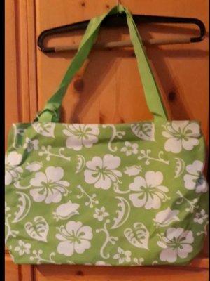 Shopping Bag lime-green