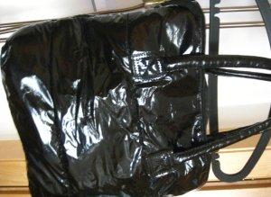 Shopping Bag black polyamide