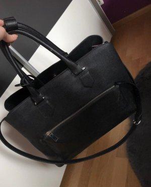 Zara Sac bandoulière noir