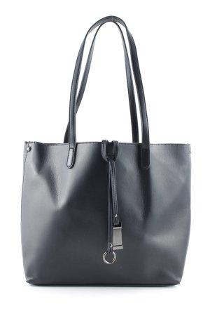 tragwert Shopper black classic style