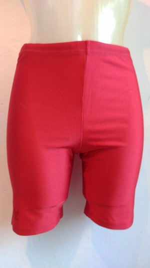 Training Shorts Woman Adidas Red Leggings Vintage