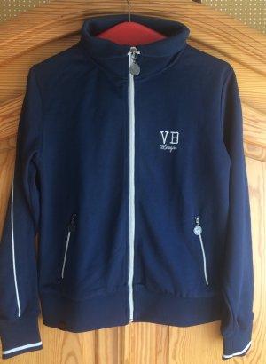 Sports Jacket blue-white