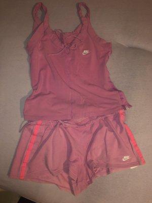Nike Chándal rosa