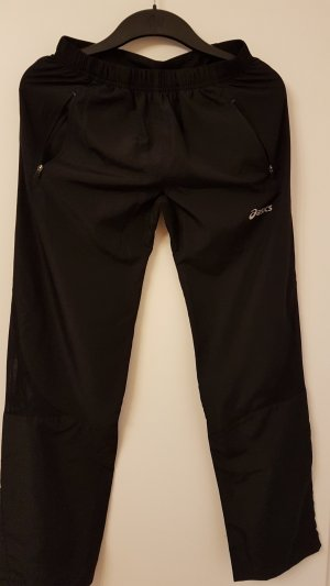 Asics Trackies black polyester