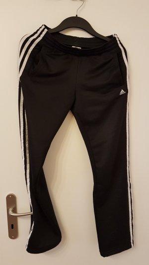 Trainingshose, Jogginghose von Adidas schwarz Gr. 34