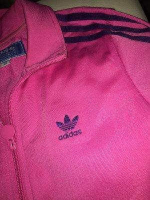 Adidas Gilet de sport violet-rose