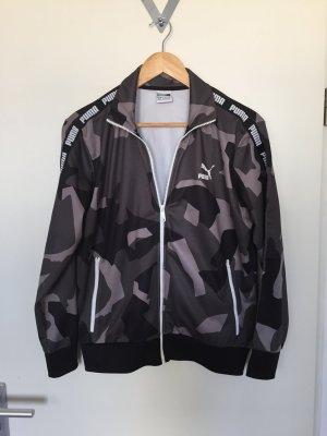 Trainingsjacke Camouflage