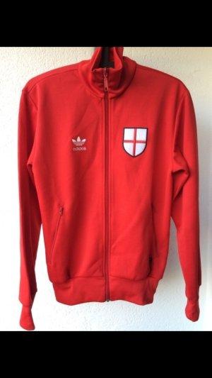 Adidas Chaqueta rojo-blanco