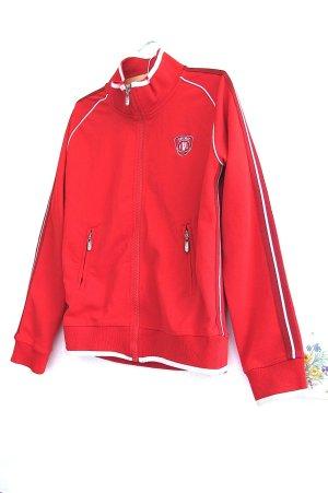Kenvelo Sports Jacket red-white mixture fibre