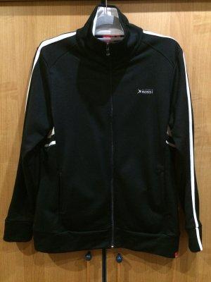 Trainingsjacke schwarz