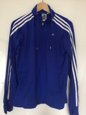 Adidas Sportjack blauw