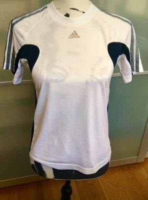 Adidas Sportshirt wit