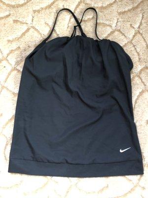 Nike Sporttop zwart Polyester