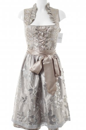 Tramontana Dirndl florales Muster Country-Look