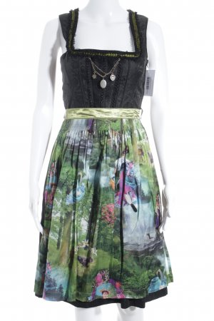 Tramontana Dirndl Motivdruck Country-Look