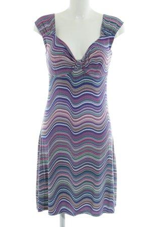 Tramontana Jerseykleid grafisches Muster Casual-Look