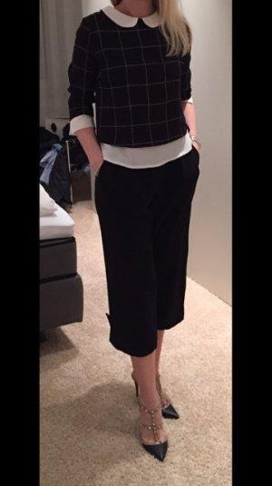 Trandiger Outfit CULOTTE-HOSE + BLUSE von RINASCIMENTO