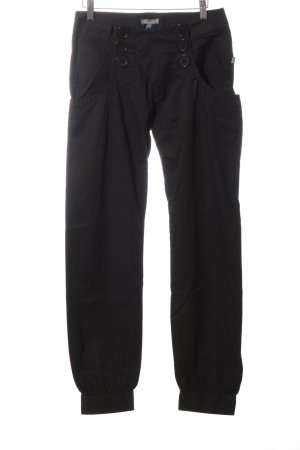 Tranquillo Cargo Pants black casual look