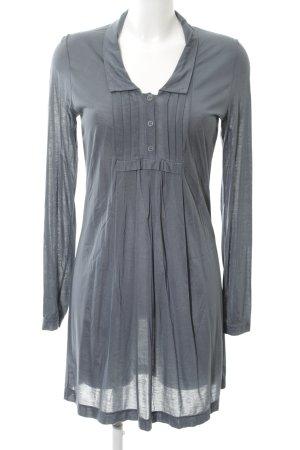 TRANSIT PAR-SUCH Shirt Dress light grey casual look