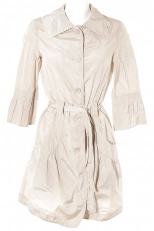 TRANSIT PAR-SUCH Trench Coat beige casual look