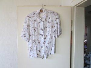 transparent Bluse Größe 40