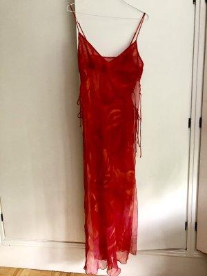 Transparent Kleid