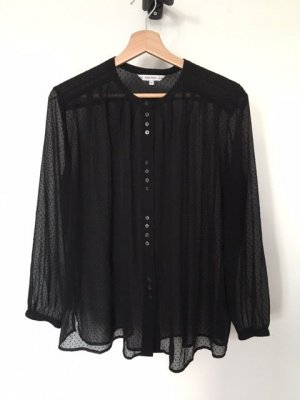 & other stories Blouse oversized noir polyester