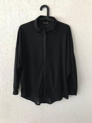 Transparente Bluse Größe XS