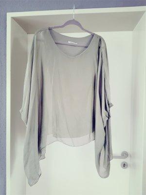 transparente Bluse in M