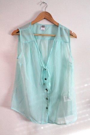 Transparente Bluse Vero Moda L