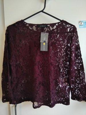 Transparente Bluse von Cache&Cache