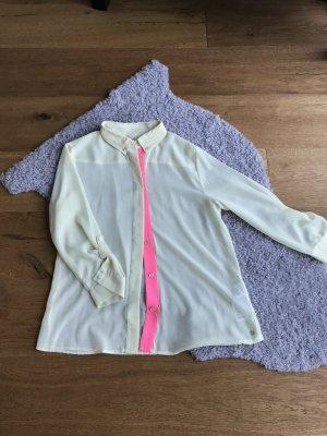 Transparente Bluse von ESPRIT