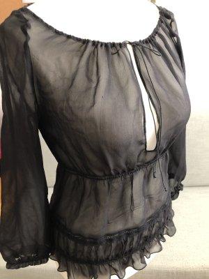 Transparente Bluse von Kookai