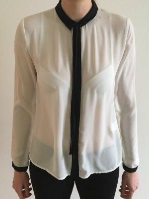 Transparente Bluse von Reserved