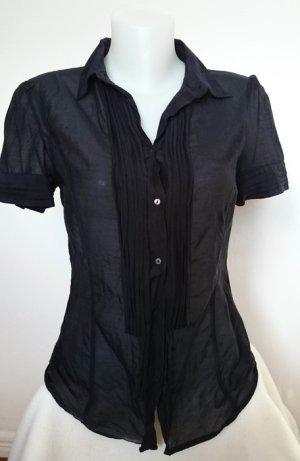 Transparente Bluse von Zara (Gr. M)