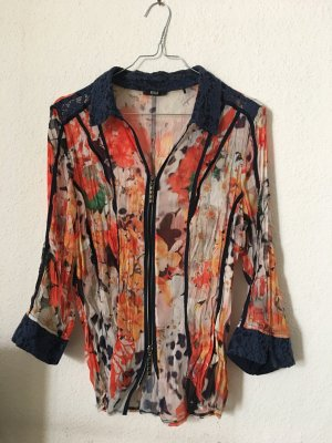 Biba Crash Blouse multicolored polyester