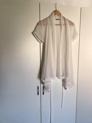 Transparente elegante Bluse
