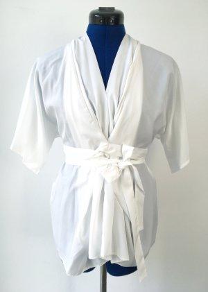Kimono blouse wit
