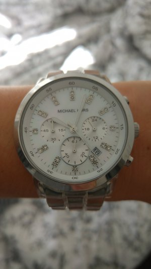transparente Michael Kors Uhr