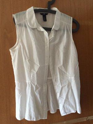 Transparente Sommer-Bluse