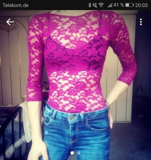 Shirt Body violet