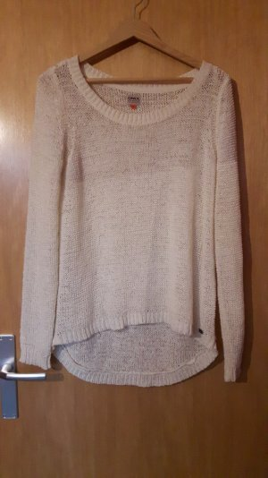 Only Maglione oversize crema